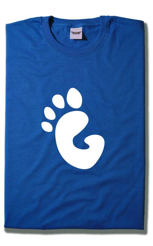 Camiseta Gnome v1
