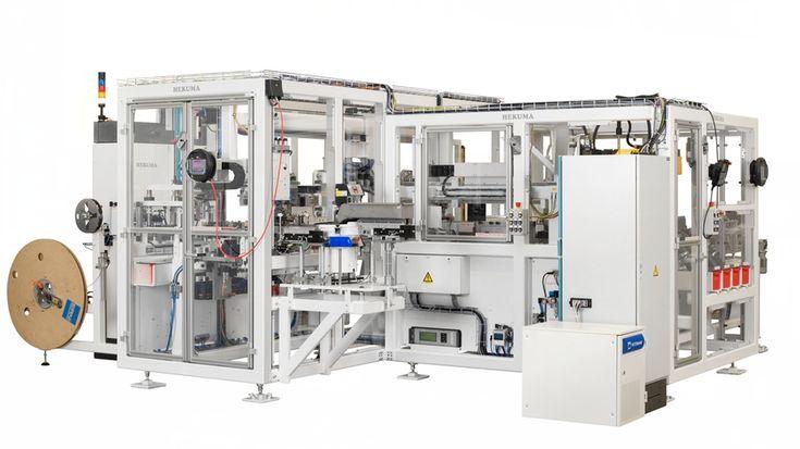 HEKUMA - first in high performance automation - Automotive