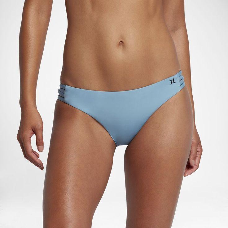 Hurley Quick Dry Women's Surf Bottom Size Medium (Blue)