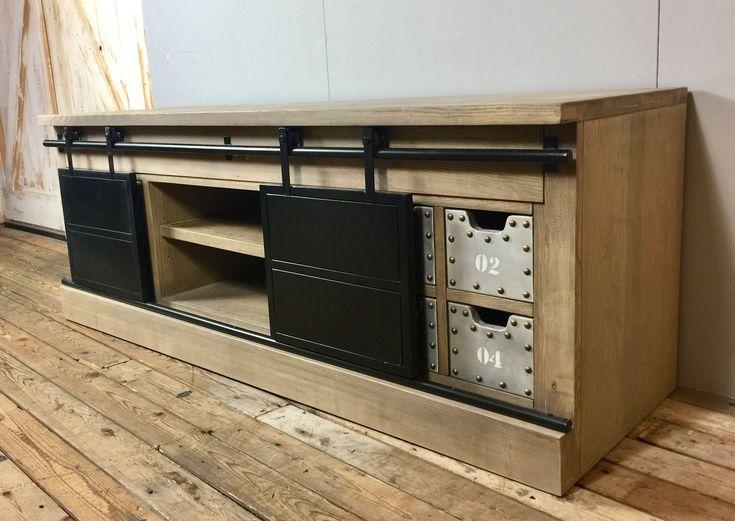 25 beste idee n over tv wand ontwerp op pinterest tv for Tv meubel kleine ruimte