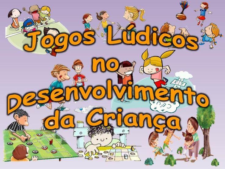Jogos Lúdicos no desenvolvimento da Criança - UsitalMDF