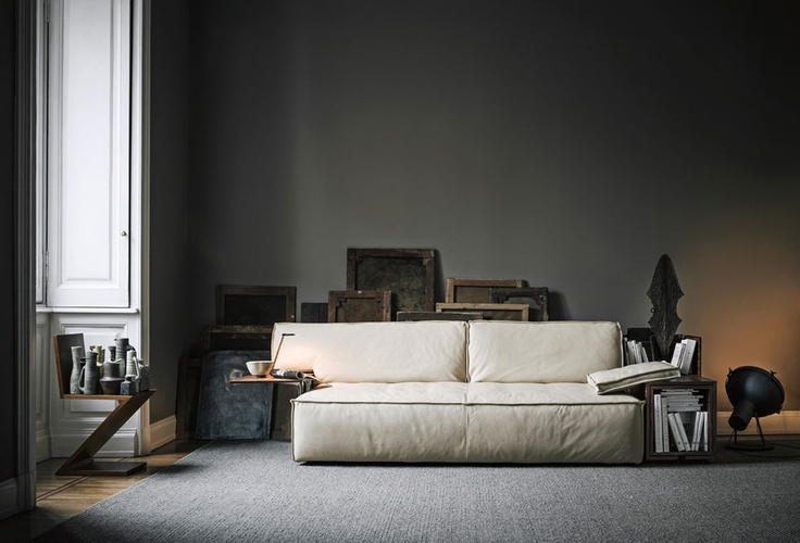 Den här soffan är din värld