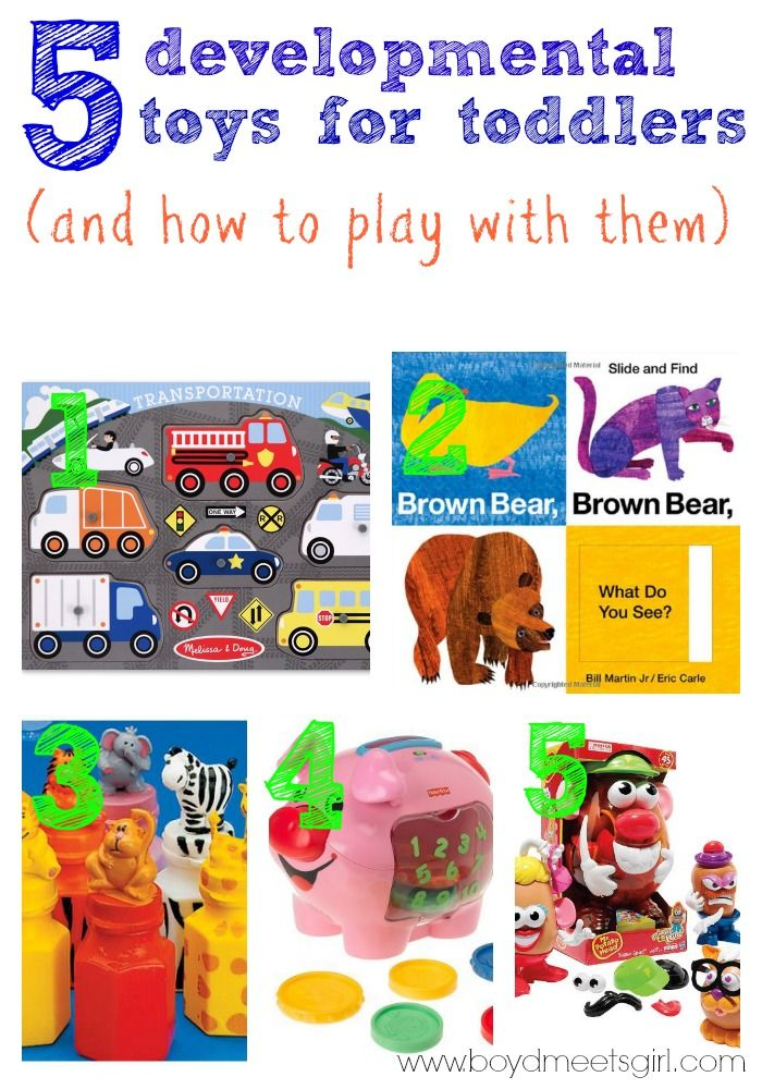Toys For Preschoolers With Language Delays : Developmental toys for toddlers and how to play with