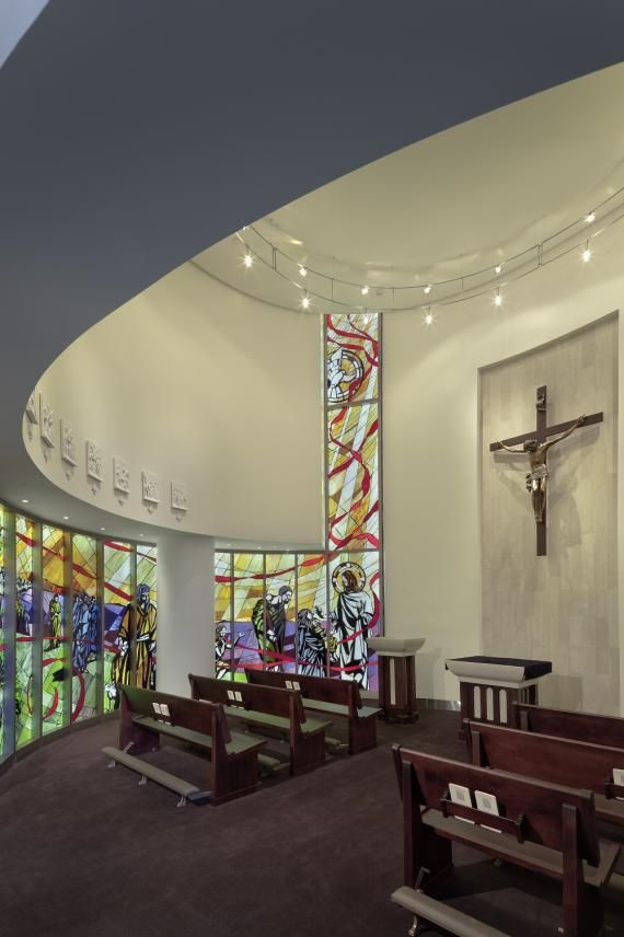lm watch church interior youtube designers lufkin contemporary design