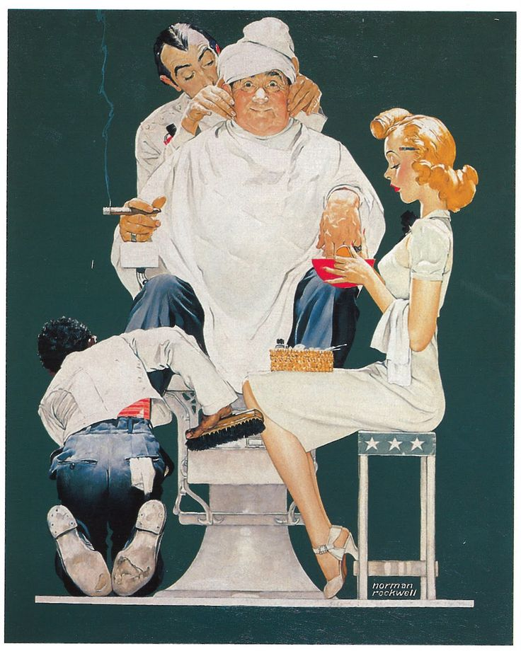 318 best NORMAN ROCKWELL images on Pinterest