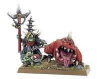 Skarsnik, Lord of the Eight Peaks & Gobbla