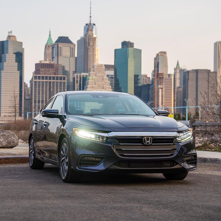 Honda The HondaInsight is one of three finalists for