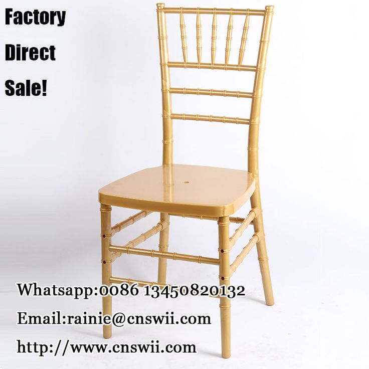 gold chiavari chair for sale