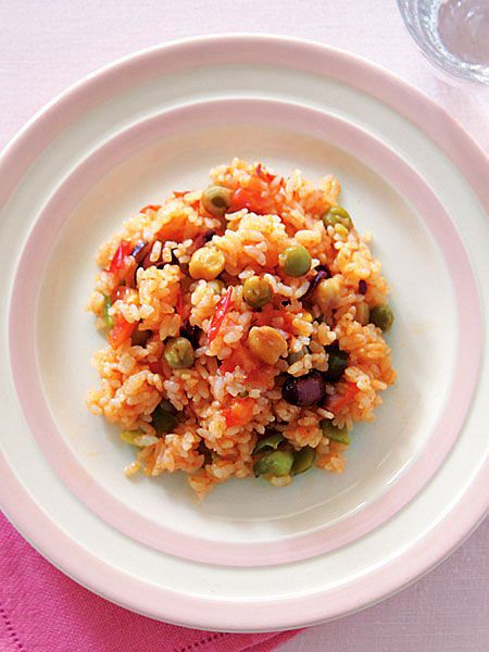 【ELLE a table】いろいろ豆のチャーハンレシピ|エル・オンライン