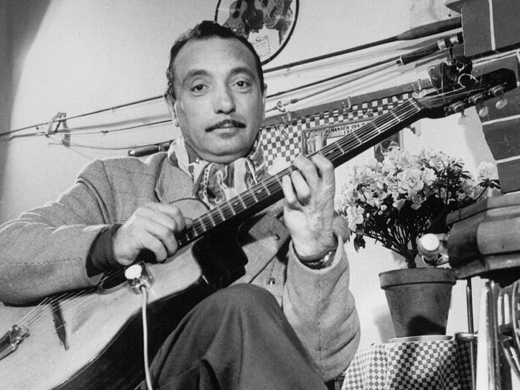 Django Reinhardt artist page: interviews, features and/or performances archived at NPR Music