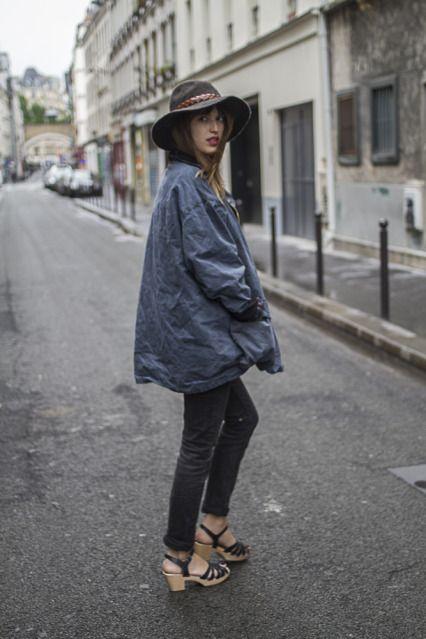 Photobucket: Damas Style, Jeanne Damask, Clog Style, Coats Jackets, Street Style, Styles, Clogs Overcoat