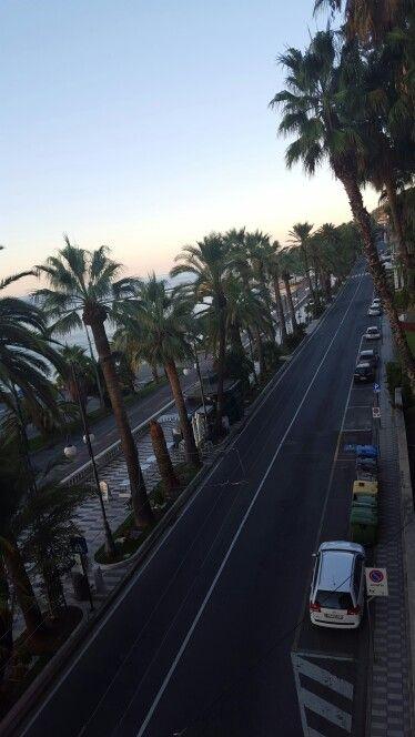 Sanremo broadwalk