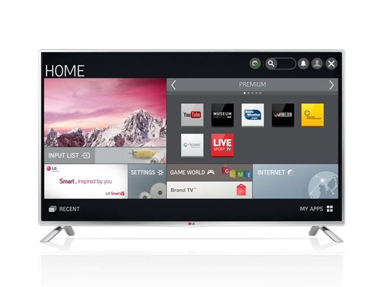 "Lg 42LB580N 42"" 100Hz UsbMovie WIFI SMART FULL HD LED ( LG Türkiye Garantilidir ) :: SEVİLCAN BG"