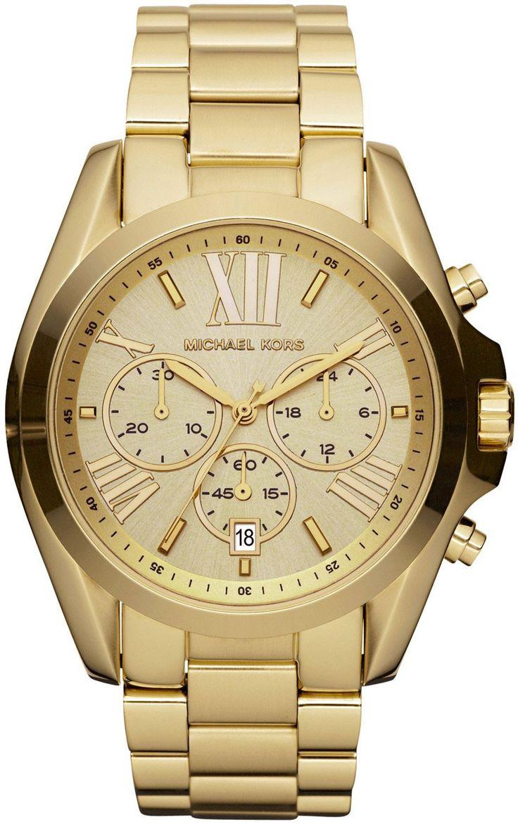 Michael Kors Bradshaw All Gold MK5605 - RAB