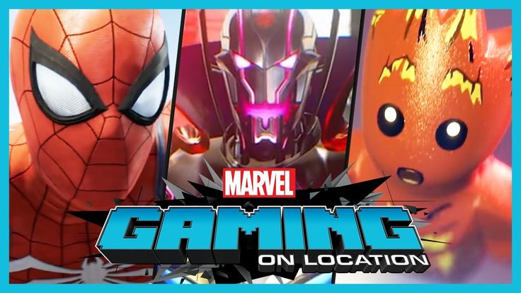 E3 2017 | Marvel Games shows up BIG