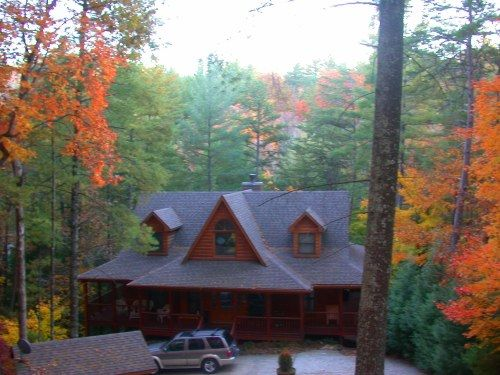NORTH GEORGIA CABIN RENTAL - ELLIJAY GEORGIA MOUNTAINS