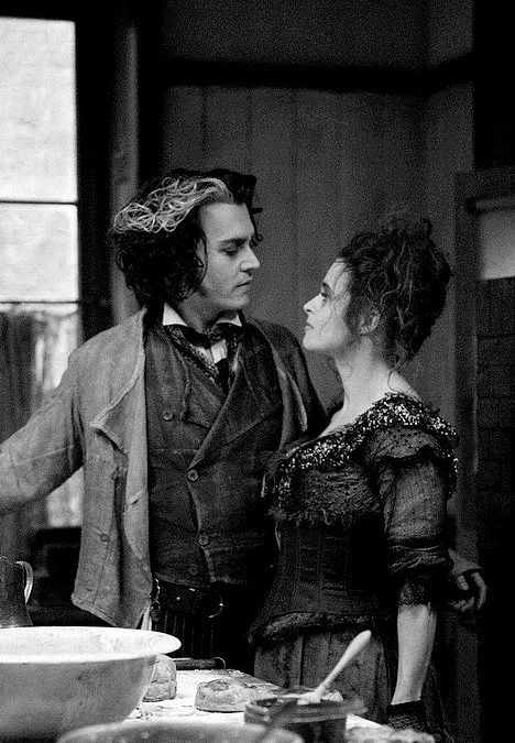 Letting Go Of Grief: A Sweeney Todd Fanfiction