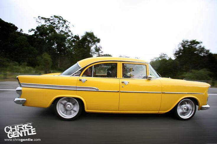 #CustomCar Old School style | #HoldenFB built by Malcolm Whittaker