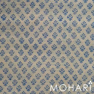Hand block printed fabric. #blockprint #handblock #indianfabric #blockprintfabric #paisley #fabric