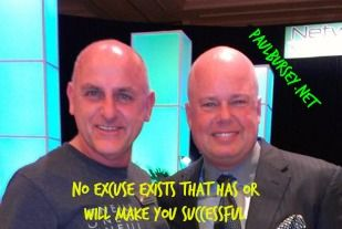 No excuse exists that can or will make you successful