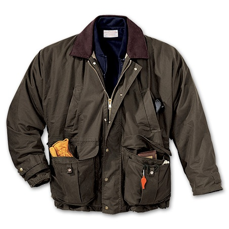Cover Cloth Field Jacket for Scott