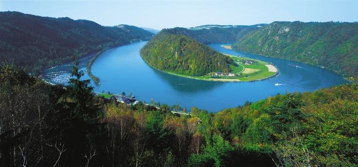 Upper Austria - Schlögener Schlinge - Danube