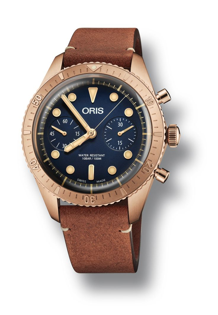 Back in 2016, Oris released the Carl Brashear Limited Edition as a bronze addition to the brand's beloved Diver Sixty-Five line. Ever since, the watch has become a go-to recommendation for dive watch enthusiasts looking to add a bronze timepiece to their collection — that is, if you were somehow abl