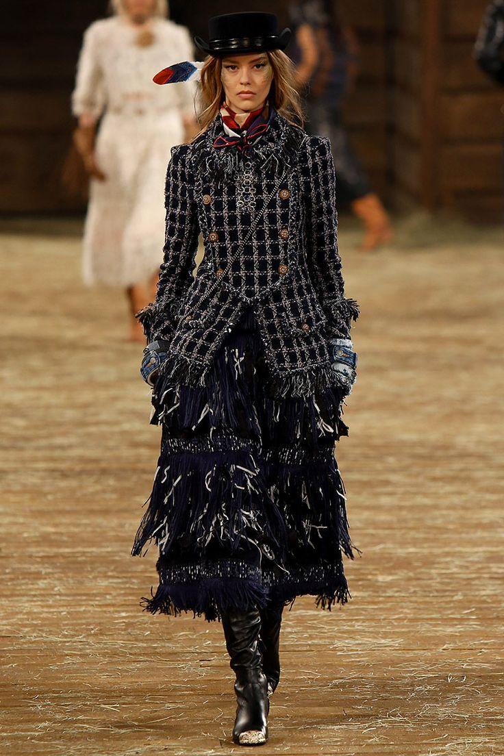 Estilo western la nueva tendencia top del otoño... http://www.vogue.mx/articulos/estilo-western/3876#