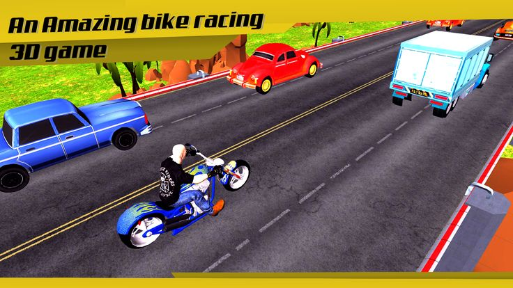 Want to take challenges in #motorbikerace 🏍🏍 ? Let's Join Highway Bike Race for Android for #xtreme enjoyment in #bikeracing3D sphere.  #bestmotorbikerace, #racinggames, #motorcycle, #top,  #racer  Play Game: https://goo.gl/uVRBHY