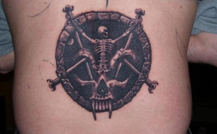 Slayer Tattoo Images Pictures Picture