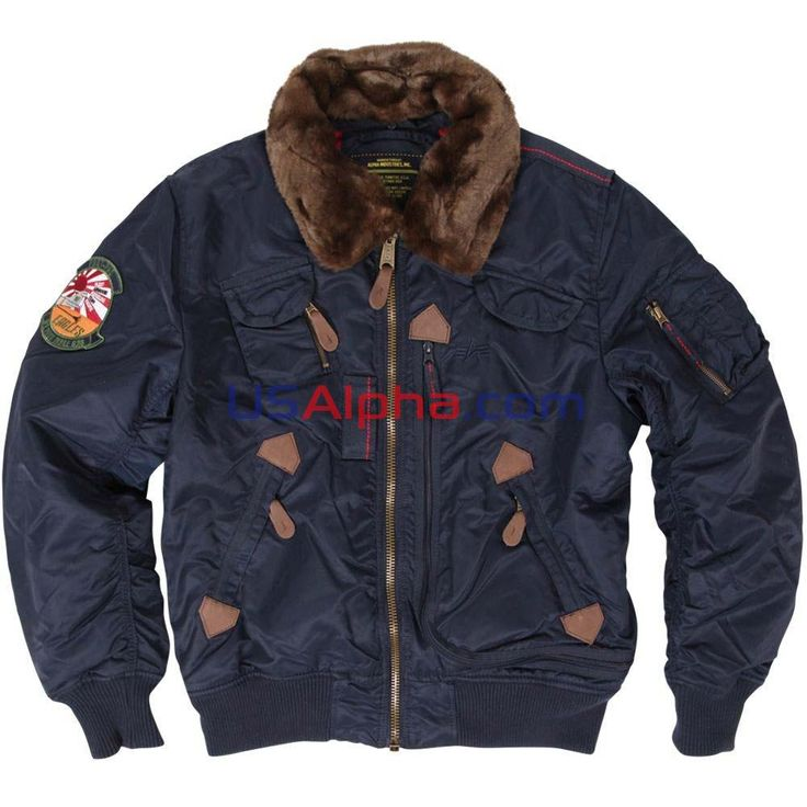 Куртка  Injector #аляска #парка #куртка #мужская куртка #зимняя куртка #usalpha.com #бомбер #летная куртка #демисезон