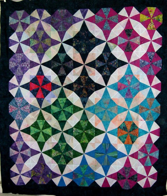 82 Best Images About Quilts Kaleidoscope On Pinterest