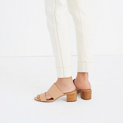 377bab461b2 The Kiera Mule Sandal. The Kiera Mule Sandal Mule Sandals