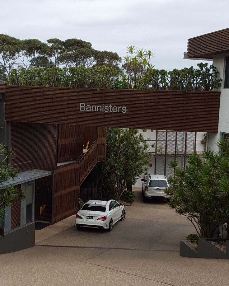 Rick Stein's restaurant called Bannister at Mollymook south of Milton and north of Ulladulla, and north of Bateman's Bay.