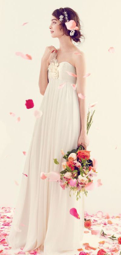 J-Crew :: Wedding Gowns
