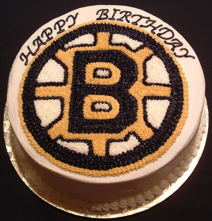 Boston Bruins Jersey Cake More At Recipins