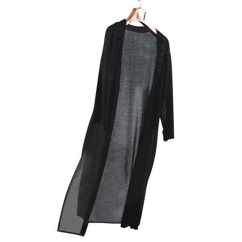 Women Summer Knitted Cardigan Plus Size Sweater Loose Capes Long Cardigan Ladies Poncho Coats Female Kardigany Damskie GAREMAY