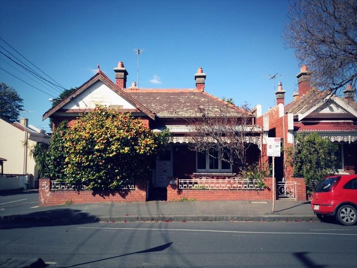 House. Fitzroy Melboune
