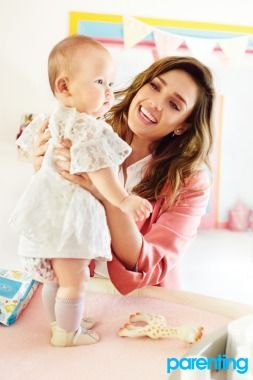 Jessica Alba shoot for Parenting April 2012. I styled the kids! Brad Goreski styled Jessica! :)