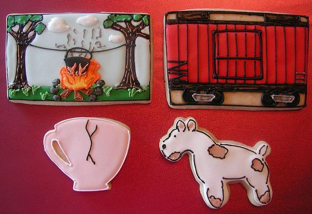 The Boxcar Children Cookies