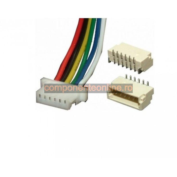 Cablu de semnal, 6 pini, 10cm - 173235