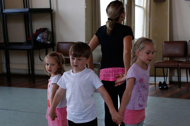 Unicorns kids dance classes