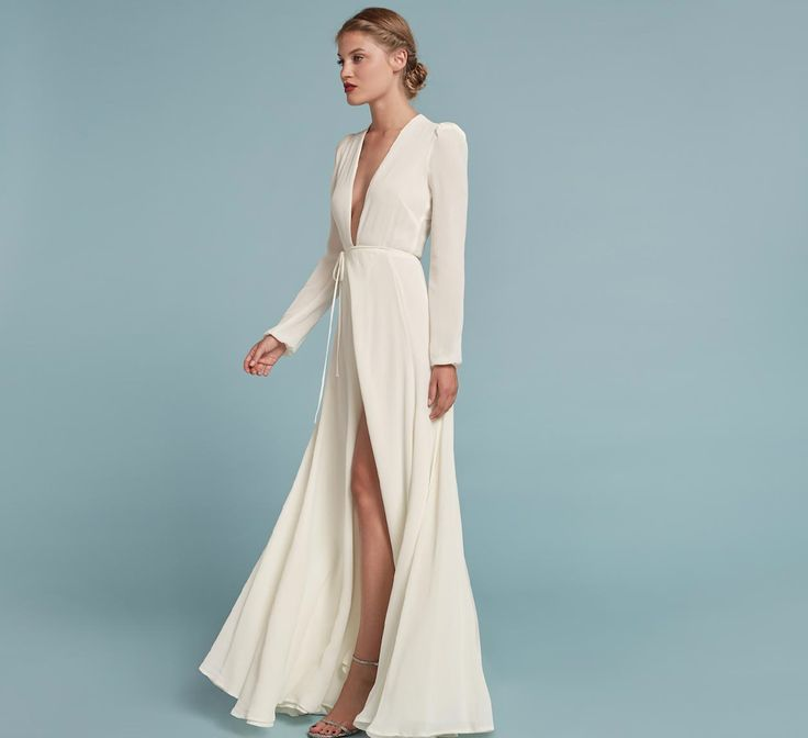 What Every It Girl Will Be Wearing On Her Wedding Day