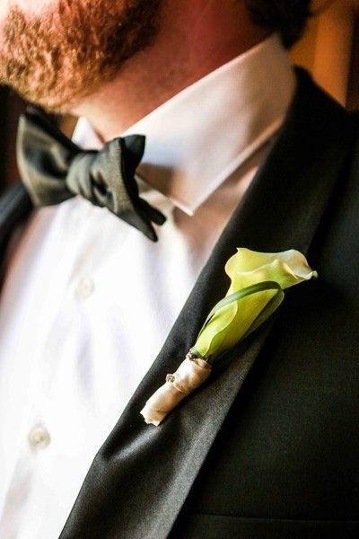 Calla Lily Wedding Flowers, Wedding Flowers Photos by Renee Clancy Photography