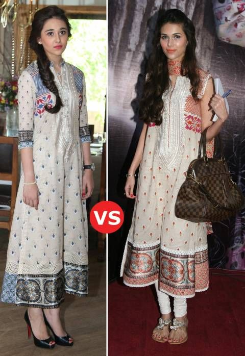 ANUSHAYE GOHAR AND JANIA BHATTI IN SO KAMAL BY ZARA SHAHJAHAN LAWN: WHO WORE IT BEST?