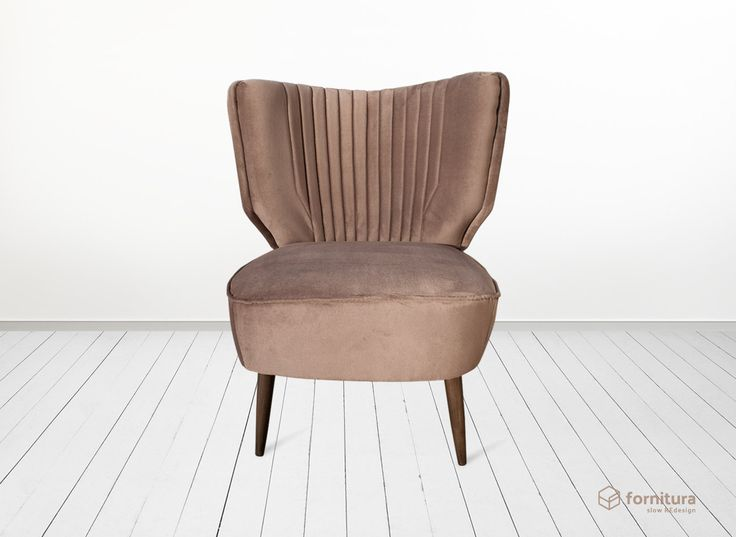 Armchair from 50's after renovation by Fornitura on Etsy