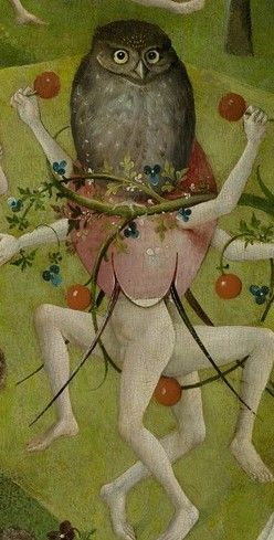 The Garden Of Earthly Delights, Hieronymus Bosch