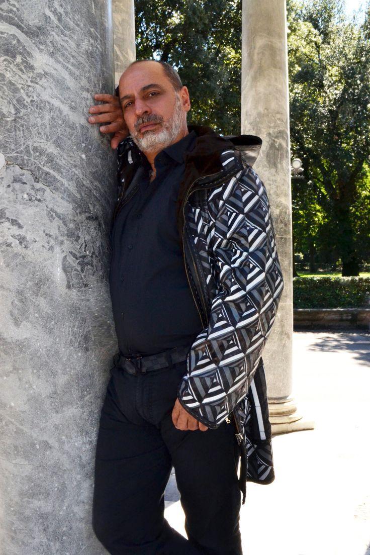 Alberto Leonardi e Juan Odierno aggiungono un capo maschile alla collezione Fauve