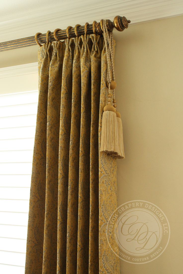 844 best Window Treatment / Drapery / Tassels and Trims... images ...