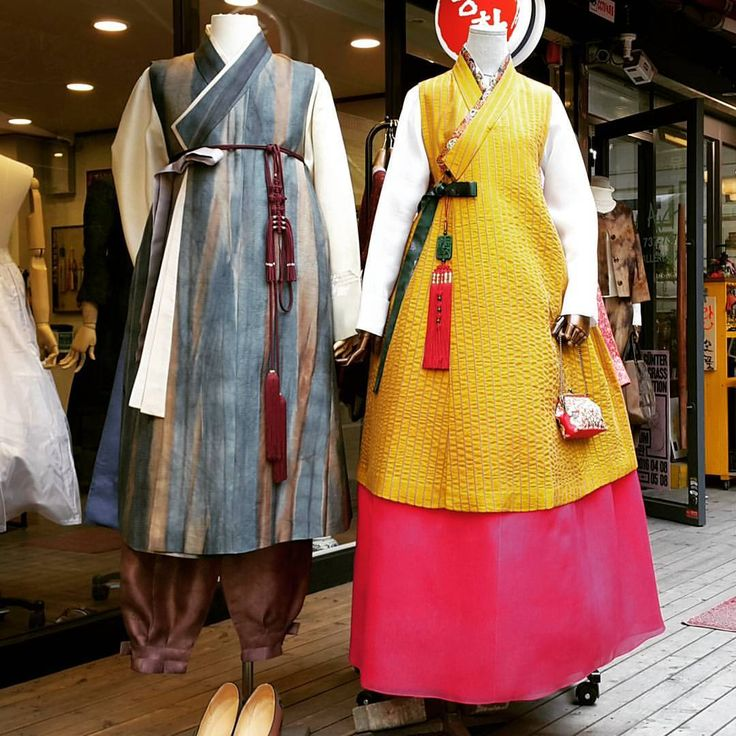 인사동 한복, Insadong Hanbok  #Korea #Insadong #hanbok #KoreanTraditionalClothes…
